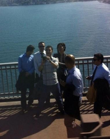 Boğaziçi Köprüsü'nde 'selfie' fırsatı