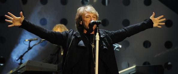 Bon Jovi geliyor
