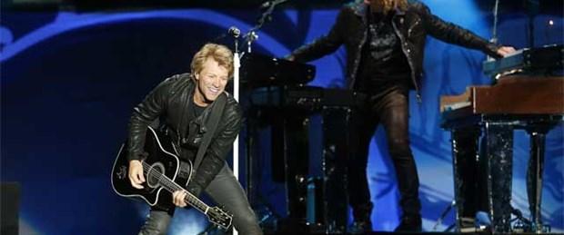 Bon Jovi'den bilet satış rekoru