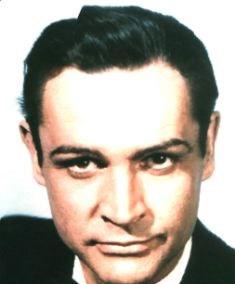 Sean Connery'nin 1950'lere ait bir fotoğrafı...