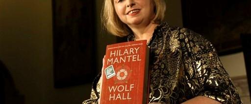 Booker Hilary Mantel'in