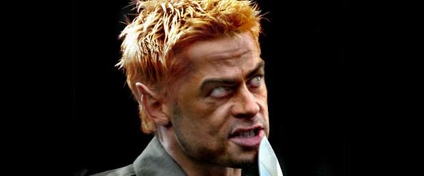 Brad Pitt zombi filminde