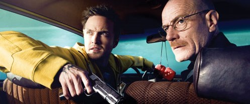 'Breaking Bad' 2. sezon finaliyle e2'de