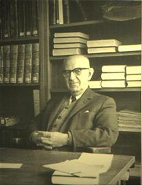 Agop Dilaçar (1895-1979)