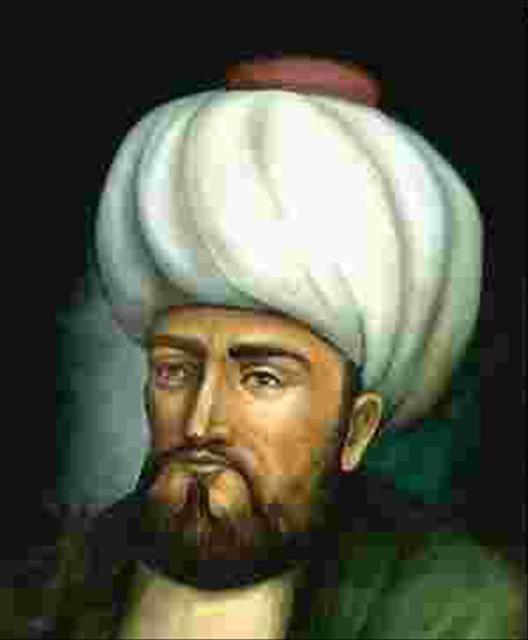 Ahmet Yesevi (1093-1166)