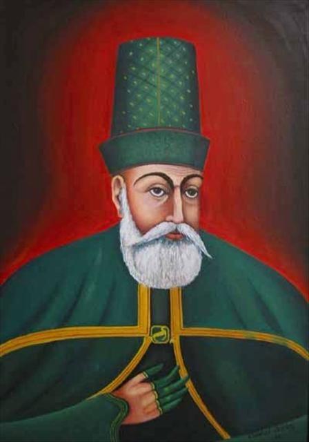 Hacı Bektaş-ı Veli (1209-1271)