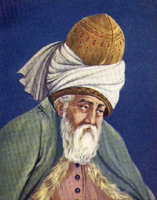 Mevlana Celalletin-i Rumi (1207-1273)