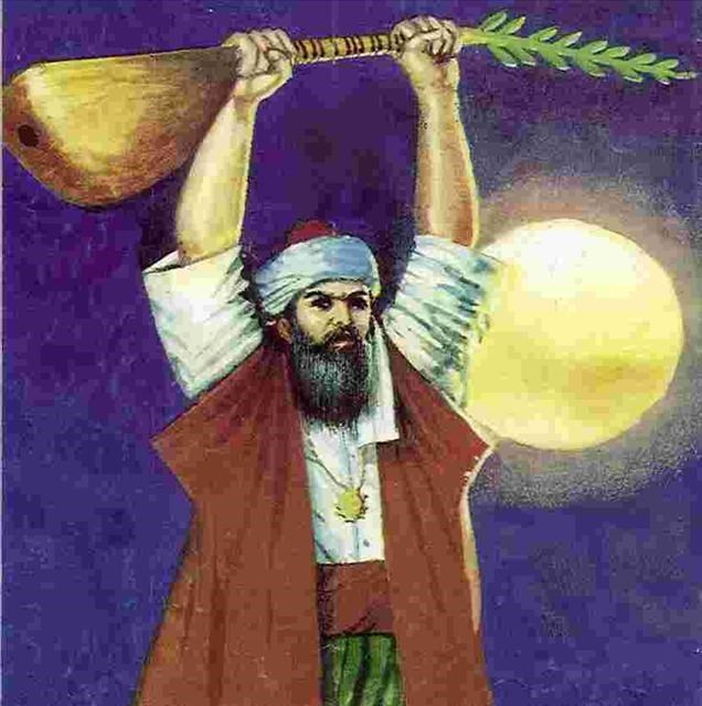 Pir Sultan Abdal (1547-1590)