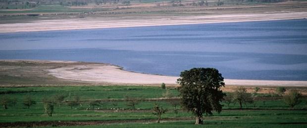 Burdur Gölü beslenmediği için kuruyor