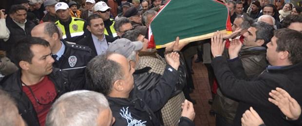 Burhan Doğançay Bodrum'da uğurlandı