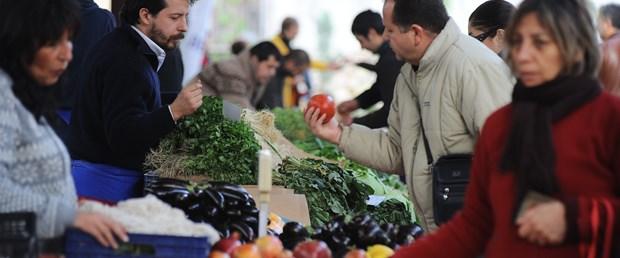Burhaniye'de ekolojik pazar