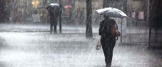Bursa, Kocaeli ve Yalova için kuvvetli yağış uyarısı