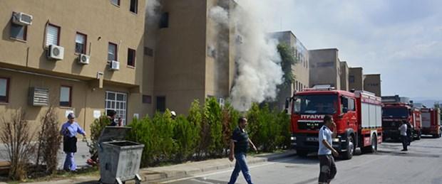 Bursa'da fabrikada patlama