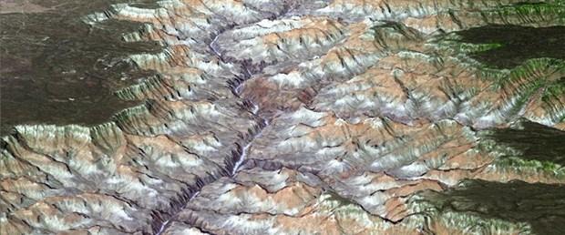 Büyük Kanyon'u hiç böyle görmediniz