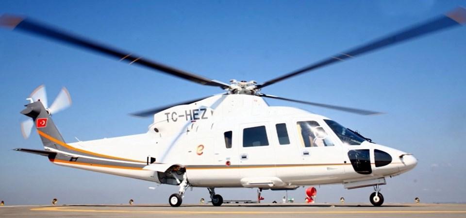Sikorsky S-76C model helikopter sekiz kişilik yolcu kapasitesine sahip. Helikopter, 500 km'lik bir mesafeye ortalama 250 km/saat hızla iki saatte ulaşabiliyor.