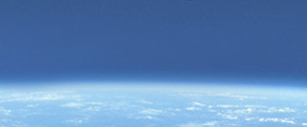 Buz gözlemcisi uzaya çıktı