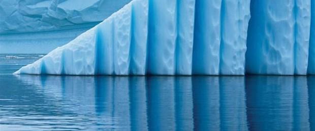 """""""Buzullar hiç bu kadar küçülmedi..."""""""