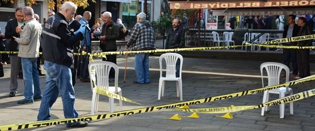 Cami bahçesinde silahlı saldırıya uğrayan kişi öldü