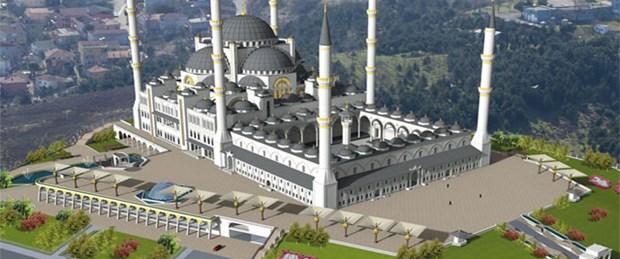 Çamlıca'daki cami 7 minareli olacak