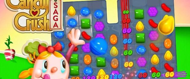 Candy Crush 500 milyonu geride bıraktı