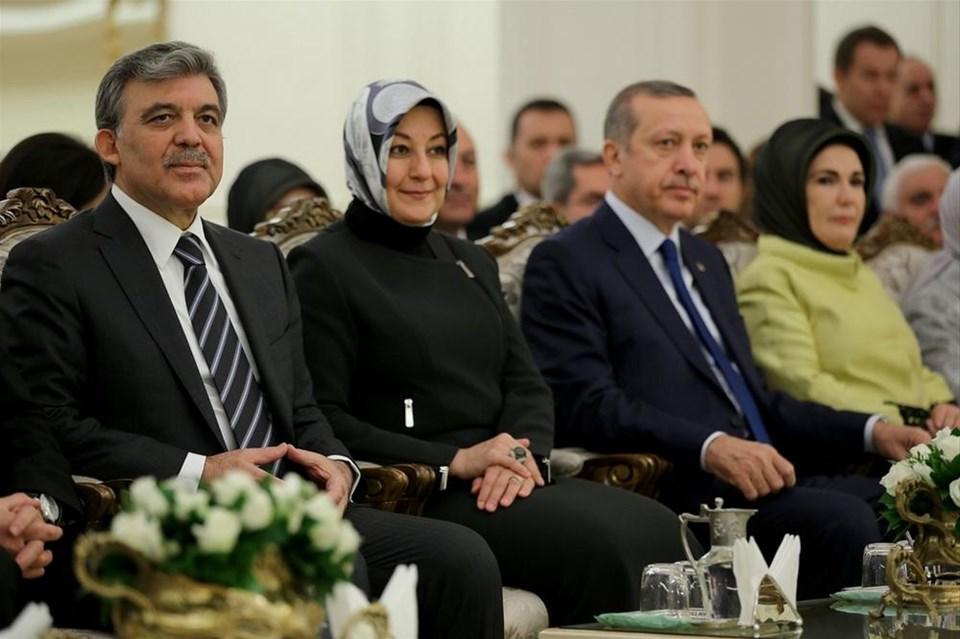 Çankaya Köşkü'nde Devlet Nişanı töreni