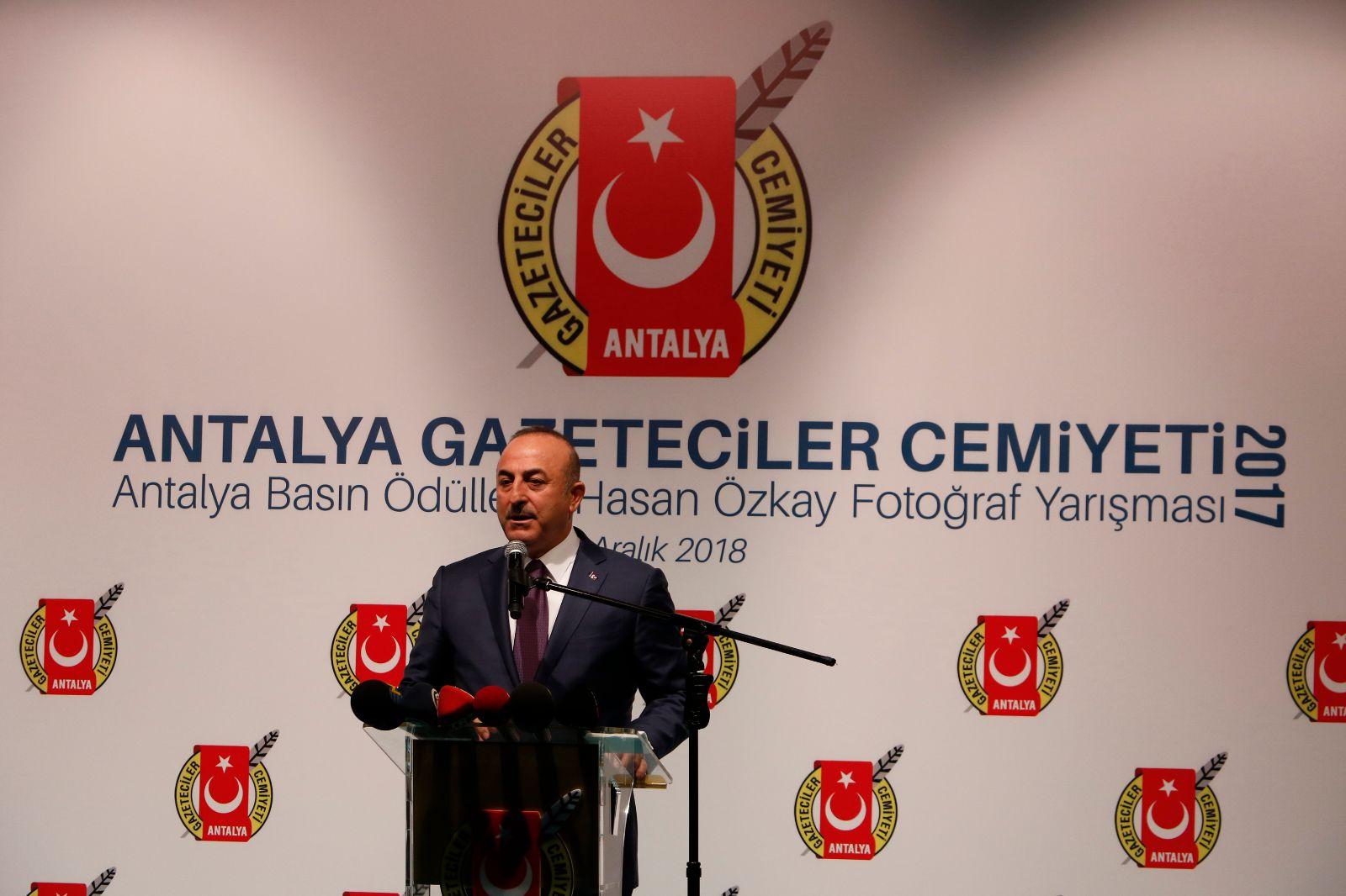 Çavuşoğlu:Avrupa çifte standart uyguluyor | NTV