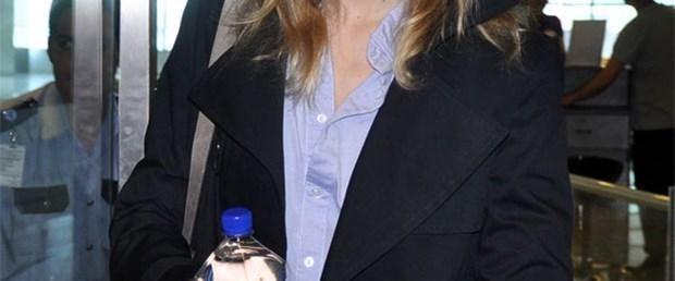 Çek model Kurkova İstanbul'da