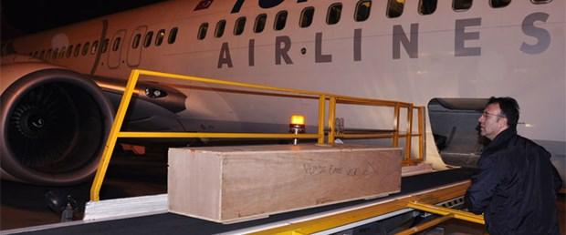 Cenazeler Libya'dan geldi