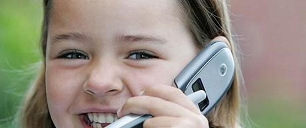 Cep telefonu çocukları etkiliyor