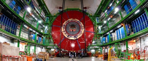 CERN'de yeni aşamaya geçildi