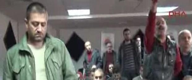Cevdet Yılmaz protesto edildi