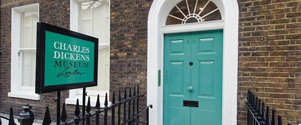 Charles Dickens'ın evi açıldı