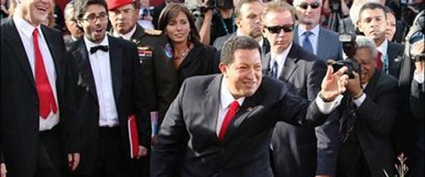 Chavez, kırmızı halıda yürüdü