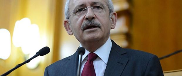 CHP, Başbakan hakkındaki önergeyi yineledi