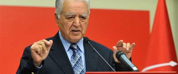 CHP: Silahları teslim etmesi vazgeçilmez şart
