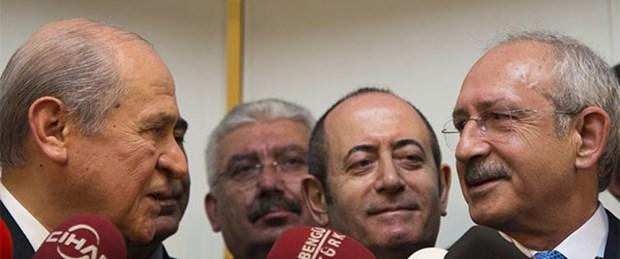 CHP ve MHP'nin Köşk adayı İhsanoğlu