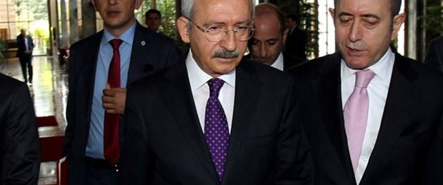 CHP'de 'terör' toplantısı