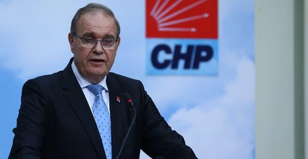 CHP'den 'ekonomi' değerlendirmesi