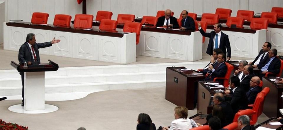 CHP'li Genç'in sözleri Meclis'i yine karıştırdı