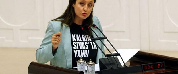 CHP'li Pavey'den 'Sivas' mesajı