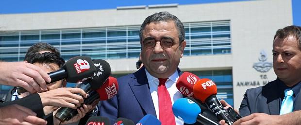 CHP'li Sezgin Tanrıkulu hakkında soruşturma
