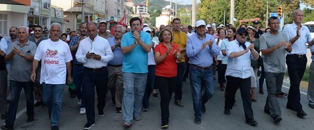 CHP'nin quot Fındık İçin Yürüyoruz quot mitingi ikinci gününde