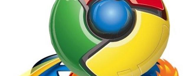 Chrome Firefox'u geçti