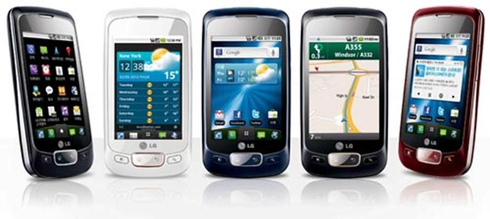 LG Optimus One 2 milyon sınırını aştı