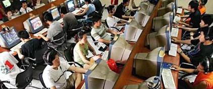 Çin'de 420 milyon kişi internet kullanıyor