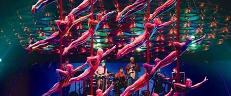 Cirque Du Soleil için geri sayım başladı