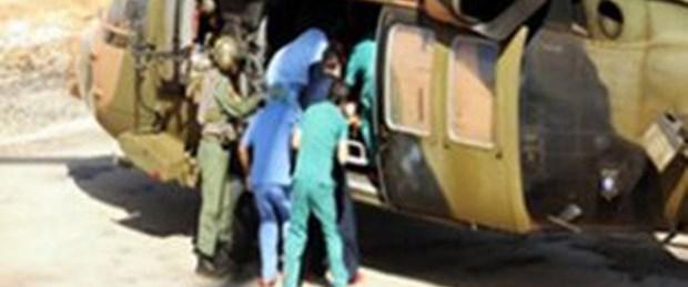Cizre'de çatışma: Bir polis yaralı