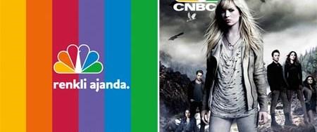 CNBC-e Dergi 2012 ajandası hediyeli