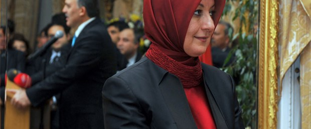 Çubukçu First Lady'ye tercüman olmadı!