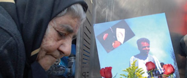 'Cumartesi Anneleri'nden Ahmet Şık'a destek